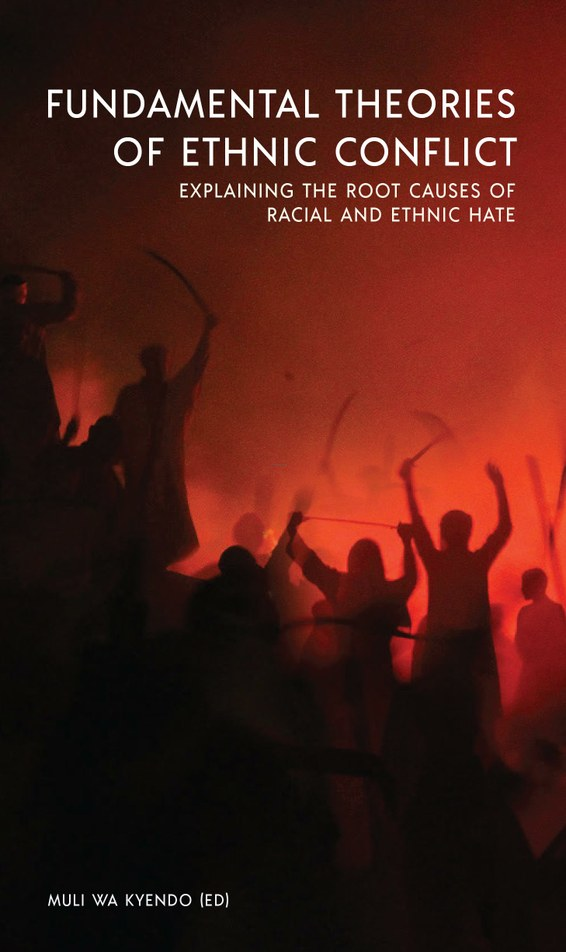 Cover of book - Theories Ethnic Violence